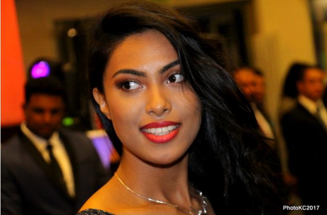 La candidate n° 3 de Miss Réunion 2017 : Audrey Chane Pao Kan