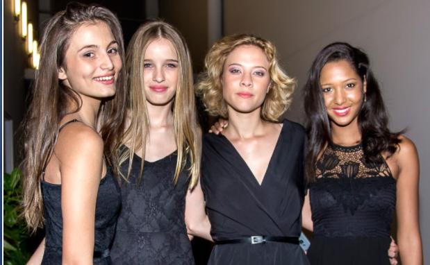 Kiara, Leia, Jade, Raïssa: elles ont chacune remporté la finale Elite Model Look Reunion Island et vécu une expérience incroyable lors de la finale internationale