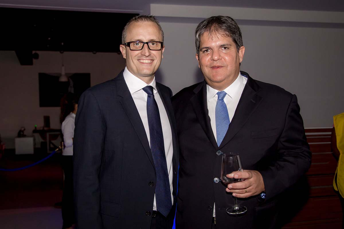 Philippe-Alexandre Rebboah et Eric Leal