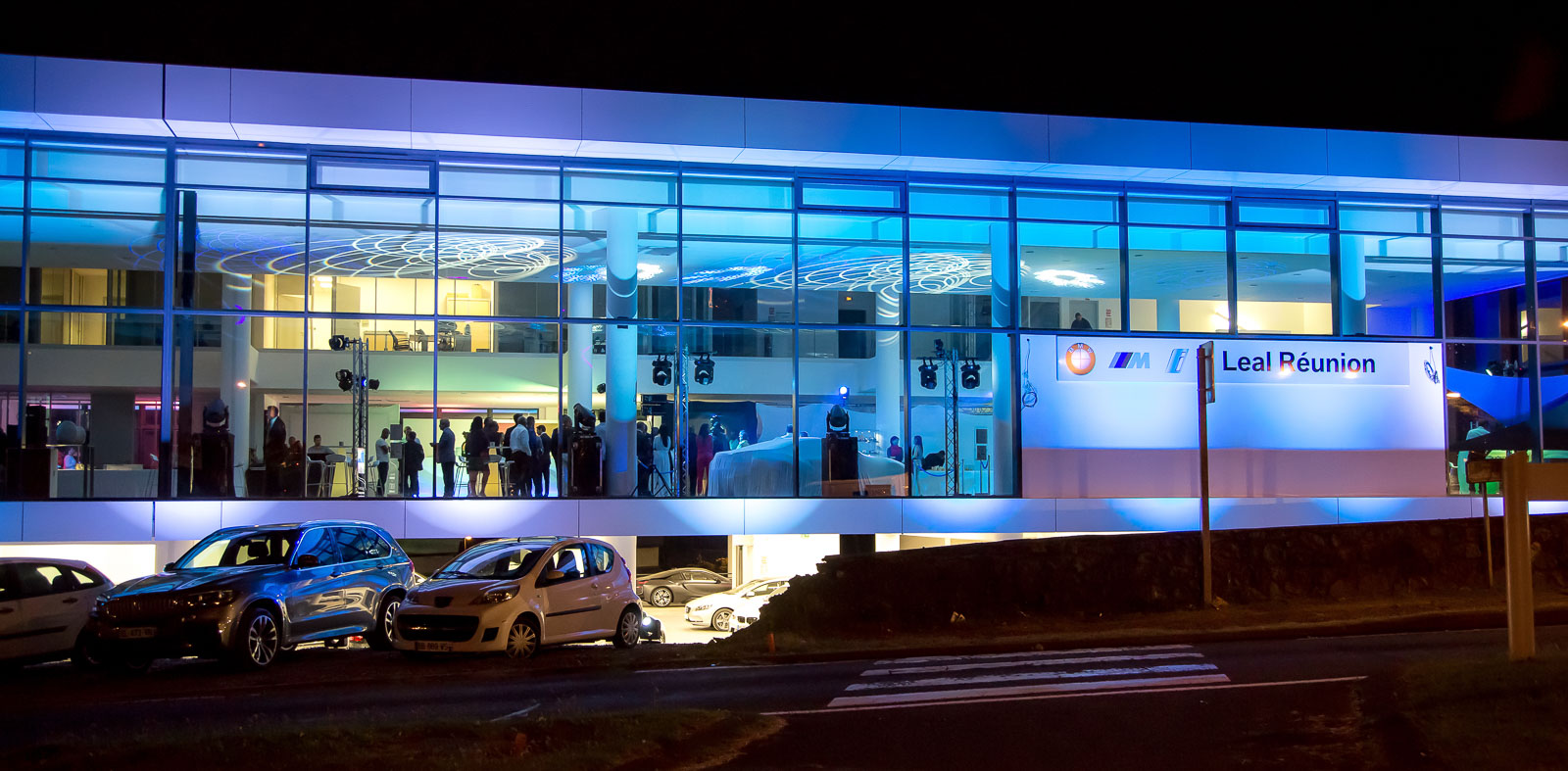 Leal Réunion a inauguré sa concession BMW-MINI
