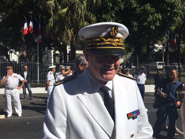 Le nouveau préfet de La Réunion, Amaury de Saint-Quentin est arrivé