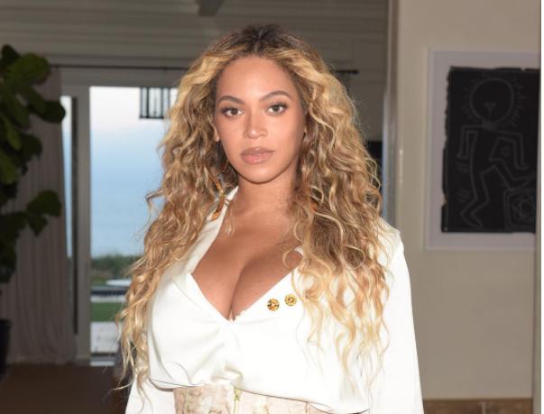 Beyoncé : première photo des jumeaux