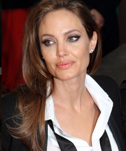 Photo: Instagram Angelina Jolie