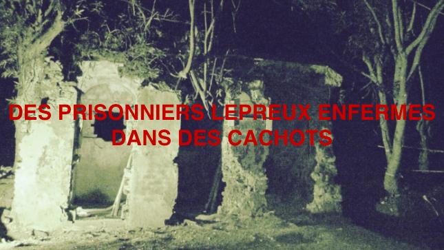 Les prisonniers lépreux de Saint-Bernard