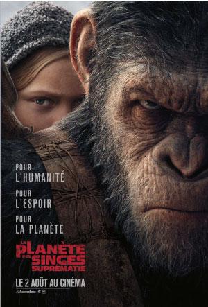 [JEU] La sortie du mercredi : La planéte des singes