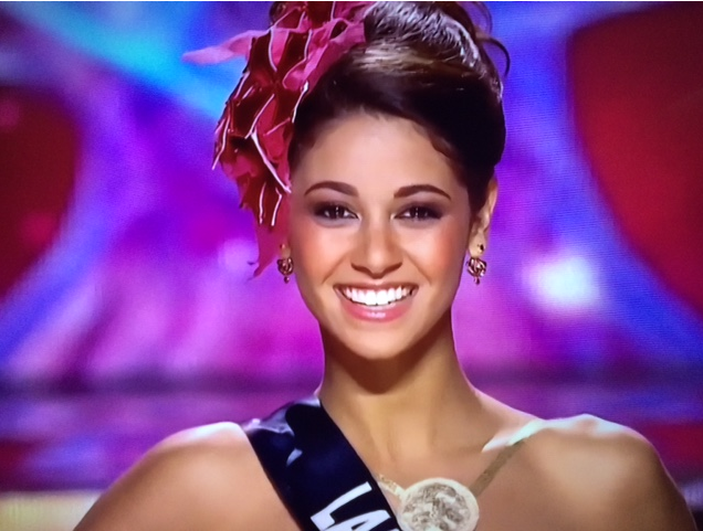 Miss Monde : La Réunionnaise Aurore Kichenin représentera la France