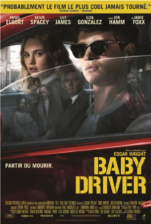 [JEU] La sortie du mercredi : BABY DRIVER