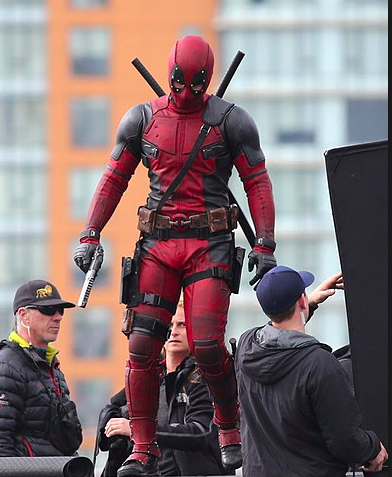 Mort d'une cascadeuse sur le tournage de Deadpool 2