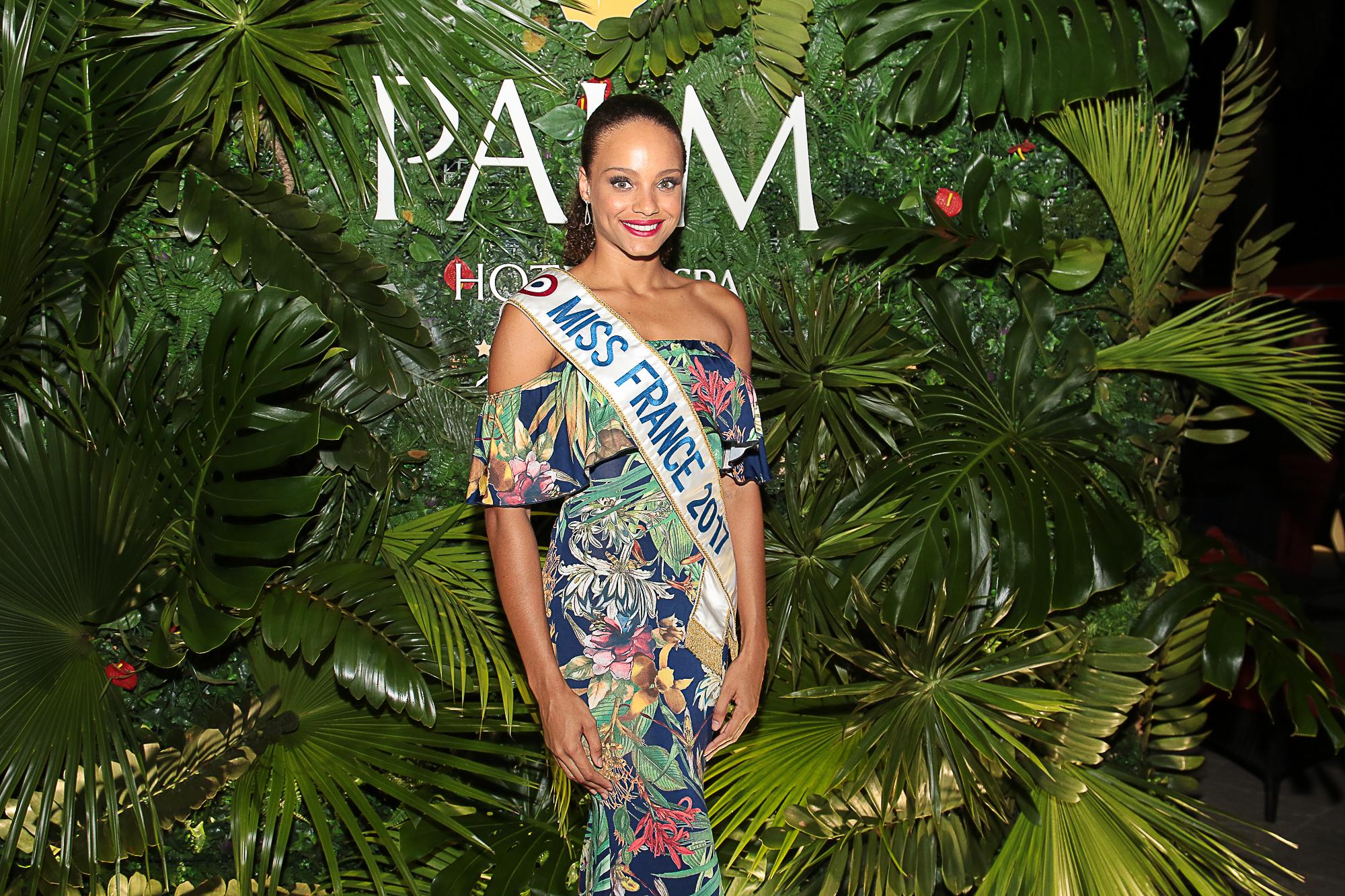 Miss France Guest star des 10 ans du Palm à Grande-Anse