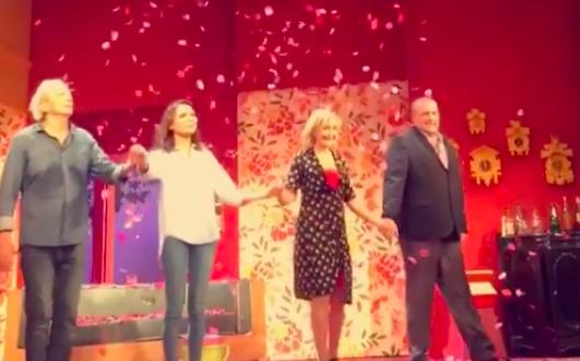 [VIDEO] Valérie Bègue au Théâtre : c'est parti !