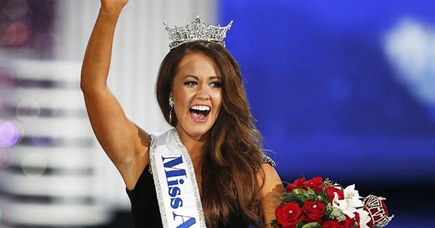 Miss América : les candidates descendent Trump