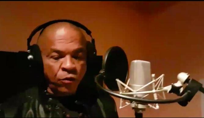 [VIDEO] Francky Vincent chante à sa façon la mobilisation après Irma