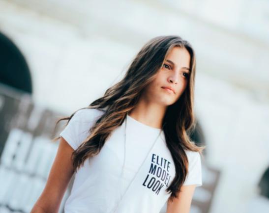 Kiara Sztrakoniczky, gagnante Elite Model Look Réunion Island 2016