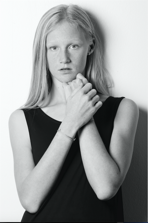 Catherine - 14 ans - 1m76