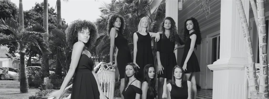 Les 8 finalistes Elite Model Look Reunion 2017 : leçon de chic
