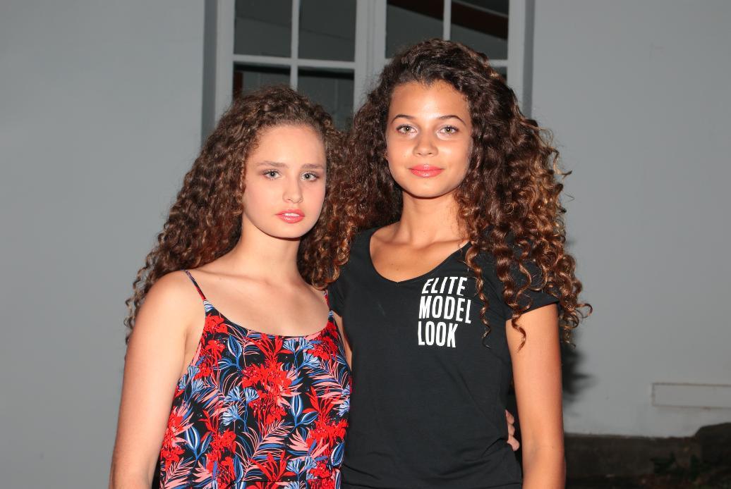 Ava finaliste en 2016 et Marion : comme des jumelles
