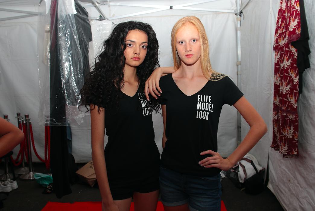 Kiana et Catherine