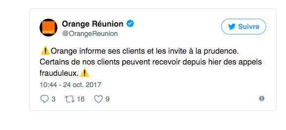 Une nouvelle vague d'arnaques téléphoniques touche La Réunion