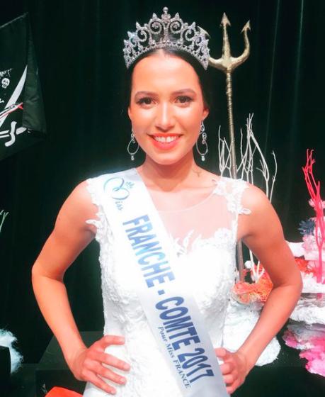 Miss France-Comté