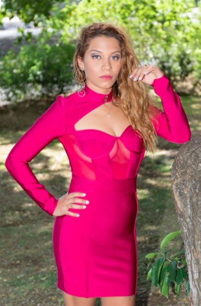Valérie Bachelier, l'esthéticienne si sensuelle