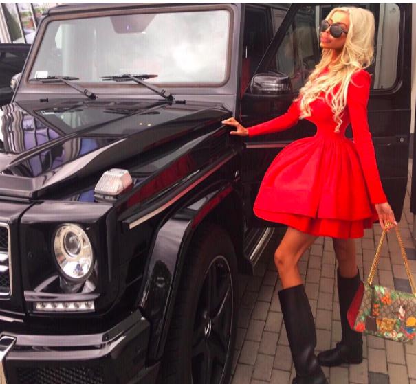 L'impressionnante Barbie polonaise architecte