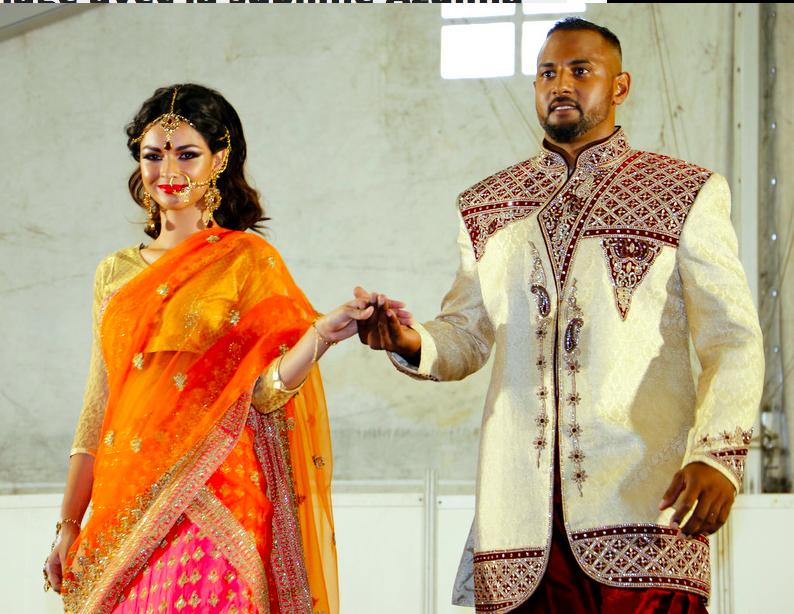 Retour en images sur le Salon du Mariage avec la sublime Azuima Issa