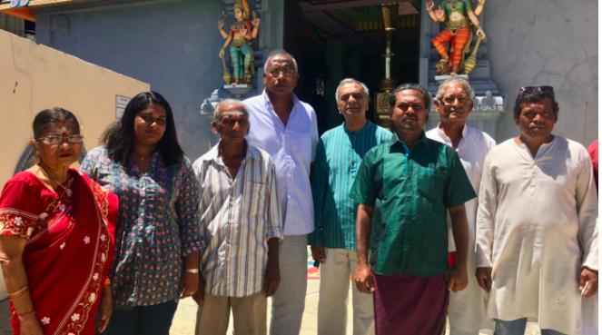 [VIDEO] Le Shri Maha Kali Kovil de St-Denis fête son siècle d'existence