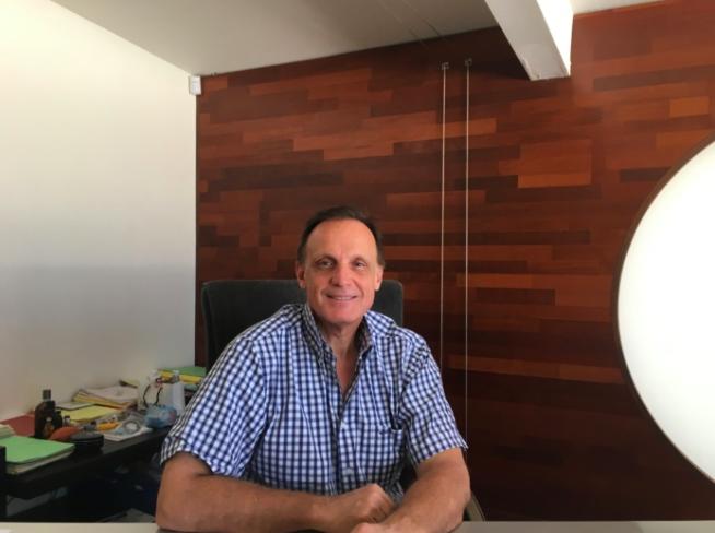 Crise letchis : F. Faby, le PDG de Colipays rassurant