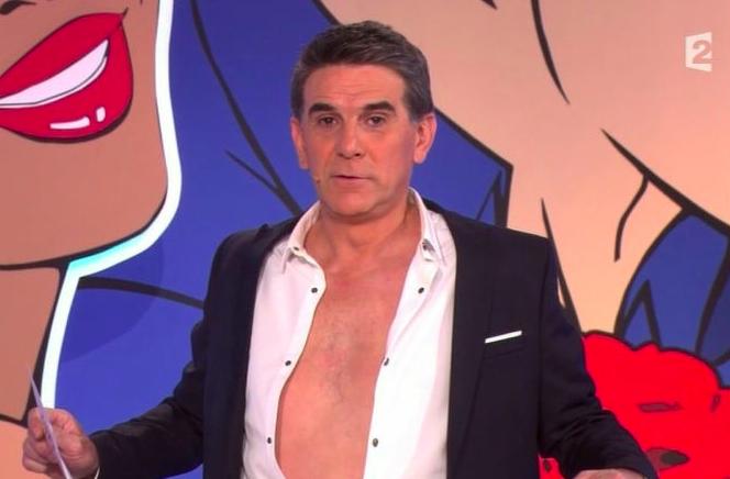 """Tex des """"Z'Amours"""" viré pour une blague sexiste"""