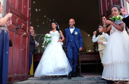 Yolande Calichiama a épousé le père de ses enfants
