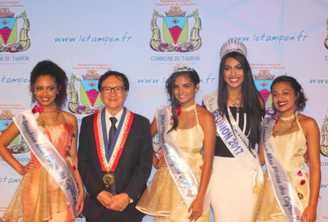 L'élection de Miss Plaine des Cafres en images
