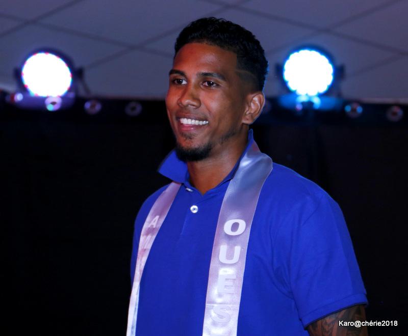 Bryan Lejeune élu Ambassadeur Réunion 2018