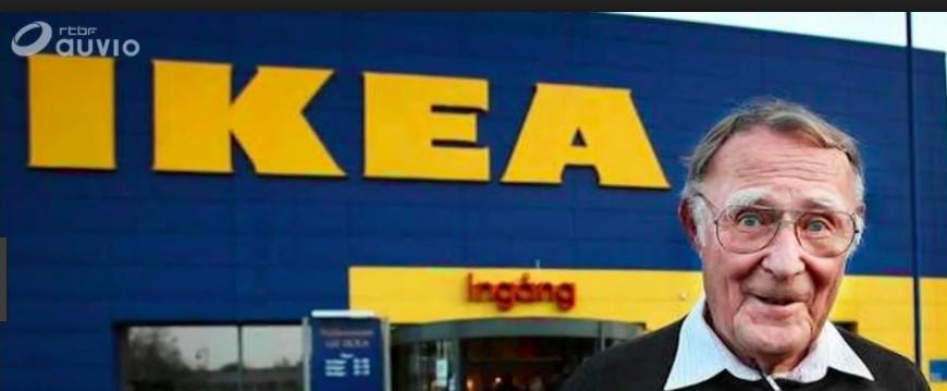Le fondateur d'Ikea, Ingvar Kamprad, vient de mourir