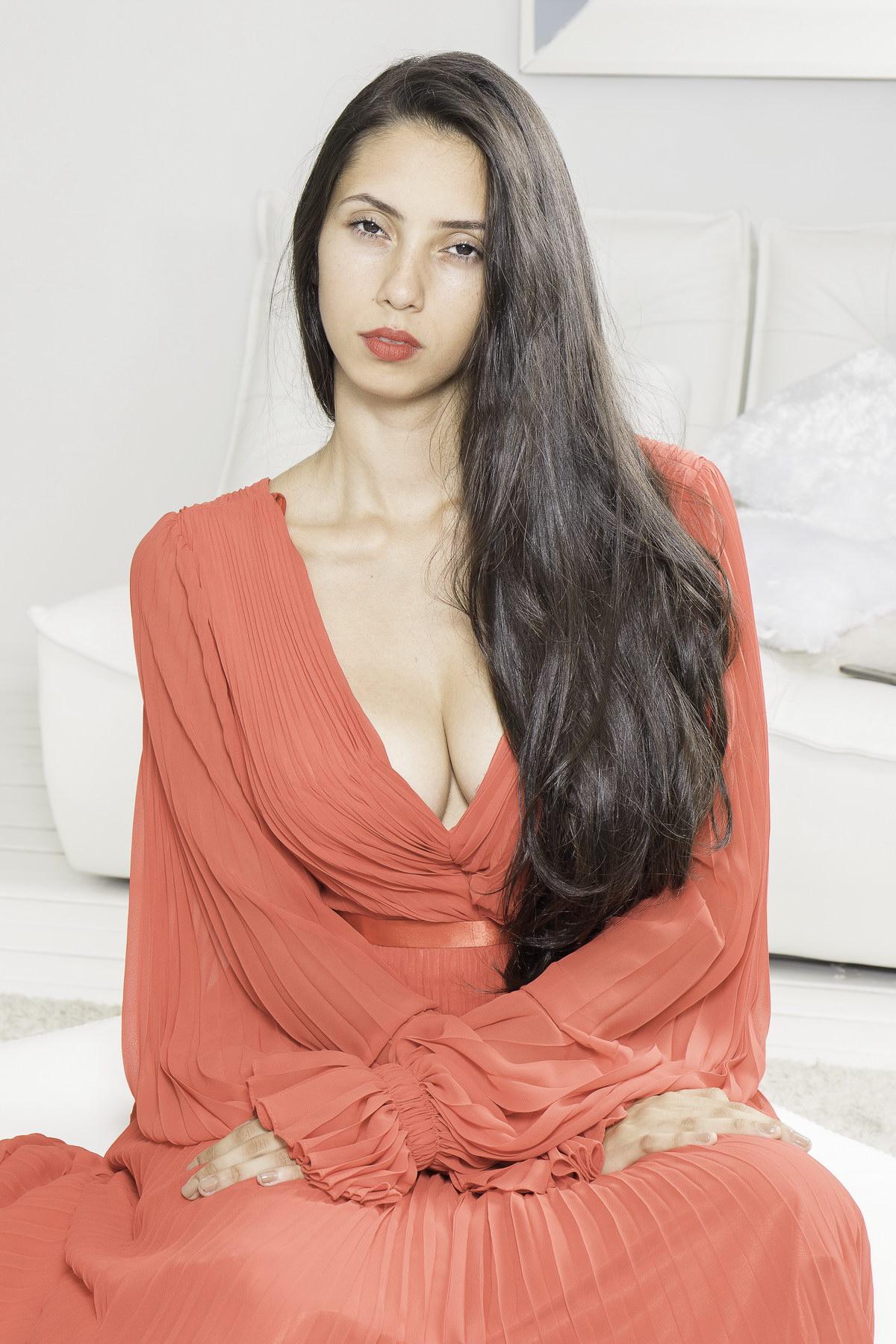 Amandine Lacassin : une très très grande timide