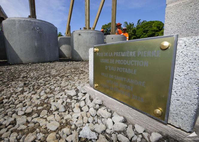 Unité de potabilisation de l'eau de Dioré