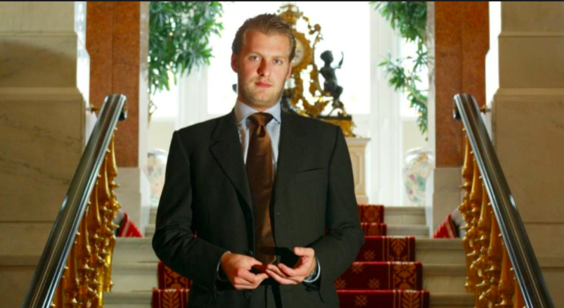 Décès suspect d'un Prince Suédois