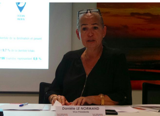 Danielle Le Normand, vice présidente à la Région, est décédée