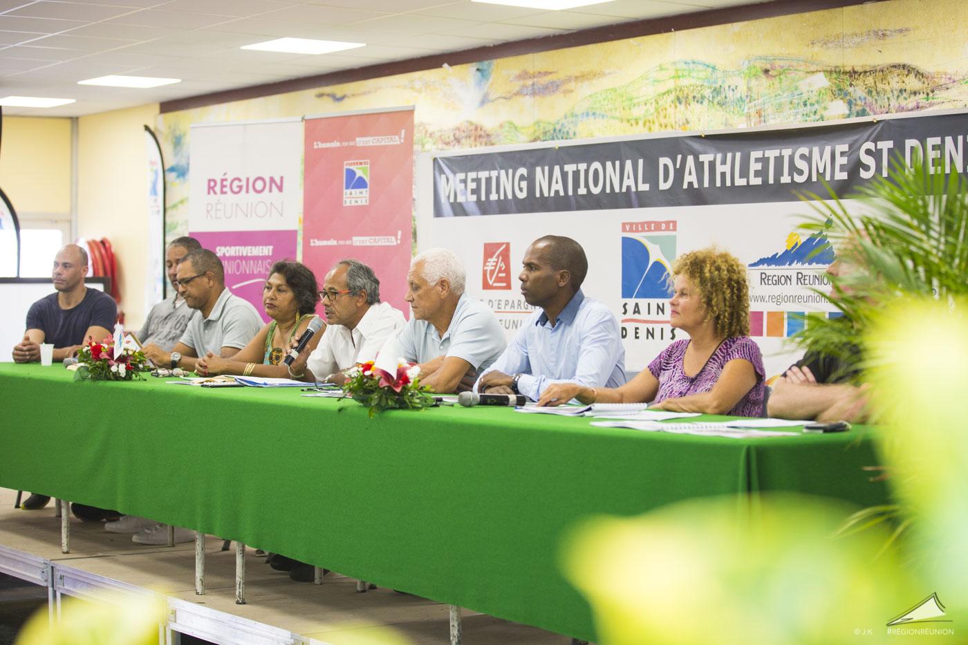 Meeting national d'athlétisme