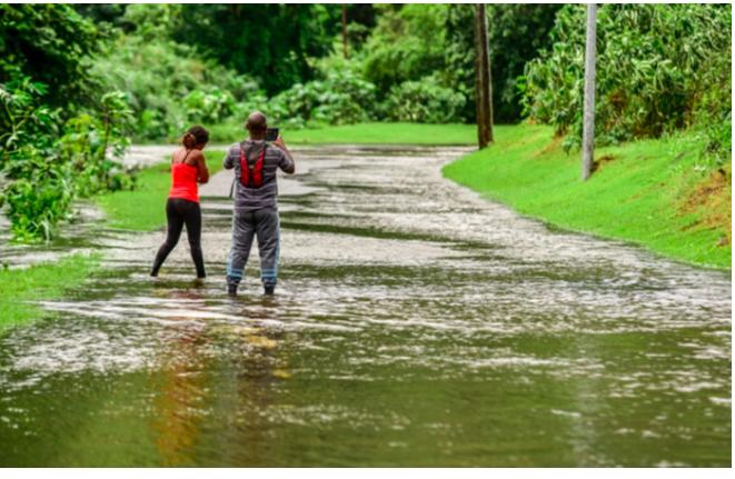 Dépression tropicale au plus près de La Réunion dans la journée de mardi: La préfecture appelle à la vigilance