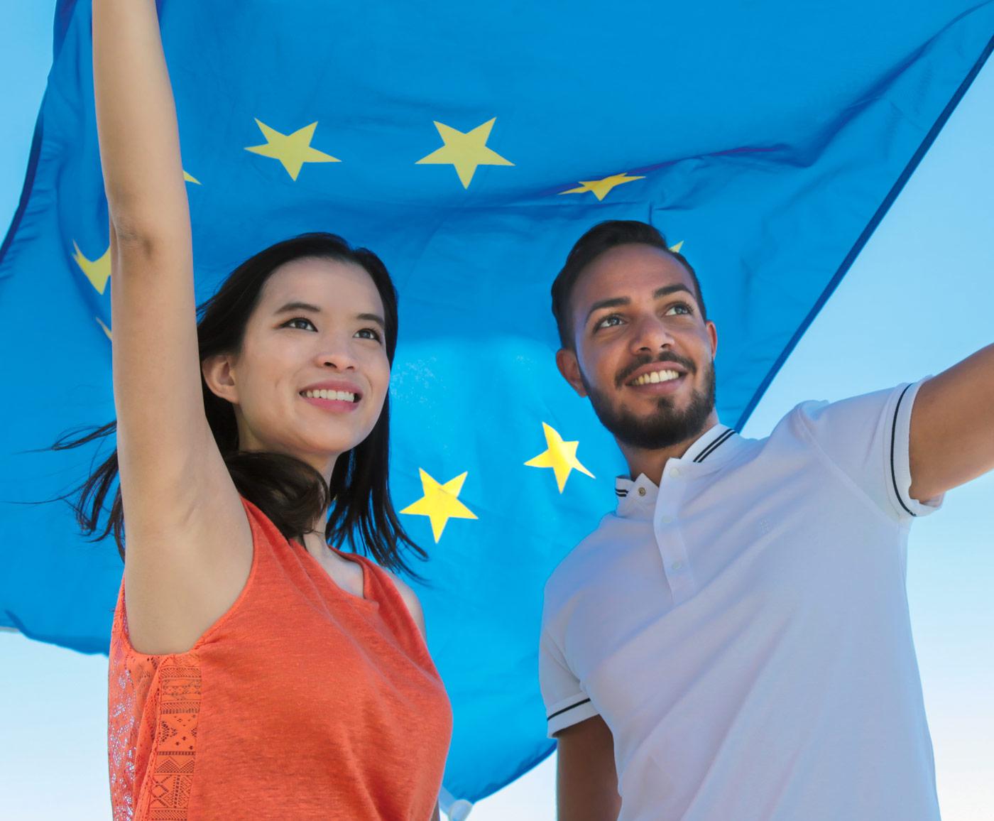 Quelle est l'importance de l'Europe à la Réunion ?
