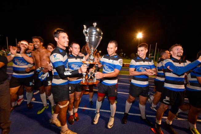 [PHOTOS] Finale de rugby de l'AROI: Le RC Etang-Salé champion