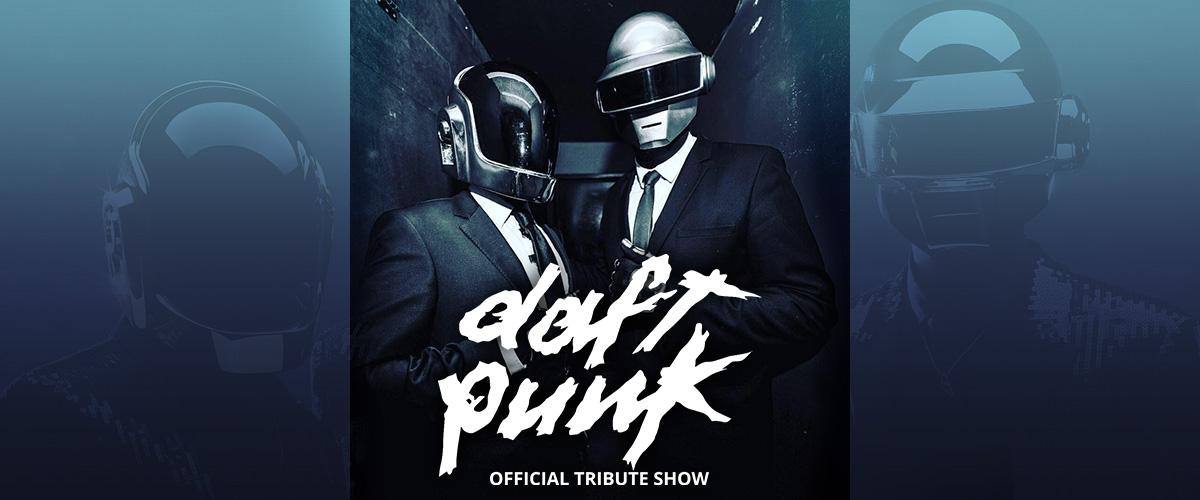 """Les Daft Punk """"Official Tribute"""" débarquent à la Ravine Saint Leu"""