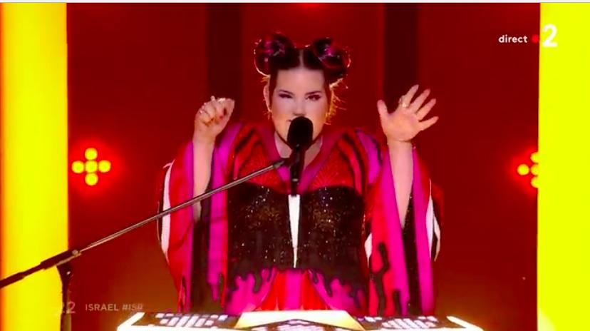 """""""Je ne suis pas ton jouet, stupide mec"""" : ce titre lui fait gagner l'Eurovision"""