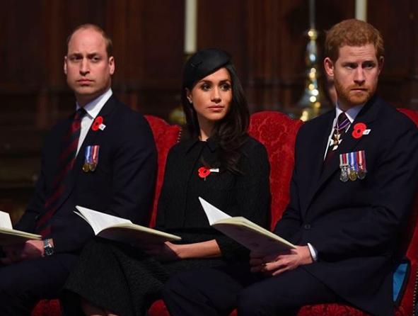 Photo : Instagram Kensington Palace