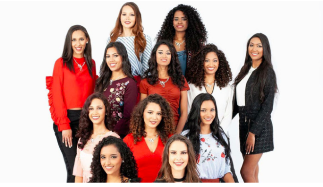 Miss Réunion 2018: les 12 candidates révélées