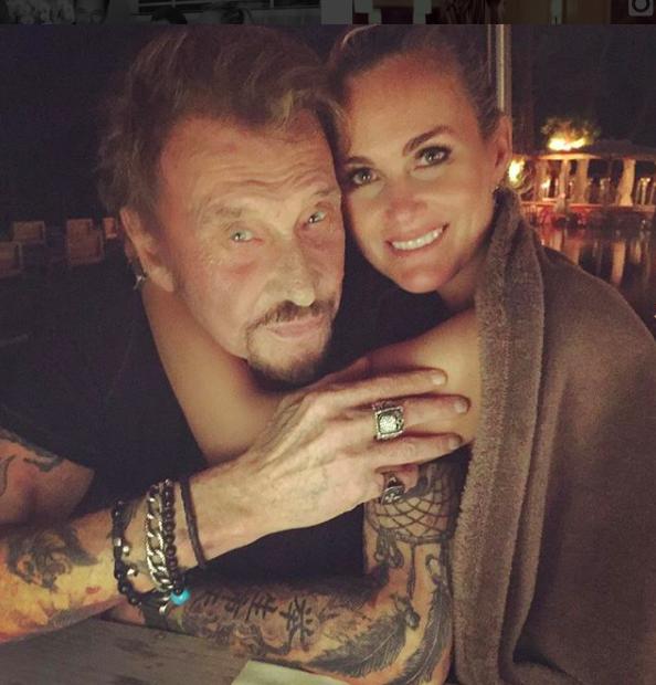 Laeticia Hallyday allait-elle divorcer de Johnny ?