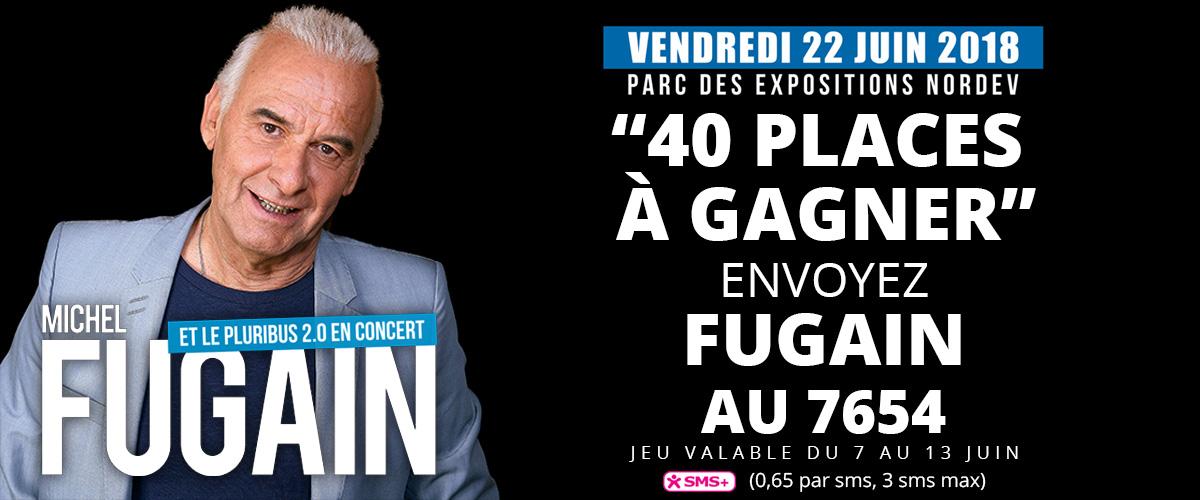Michel Fugain : un grand artiste, un grand concert !