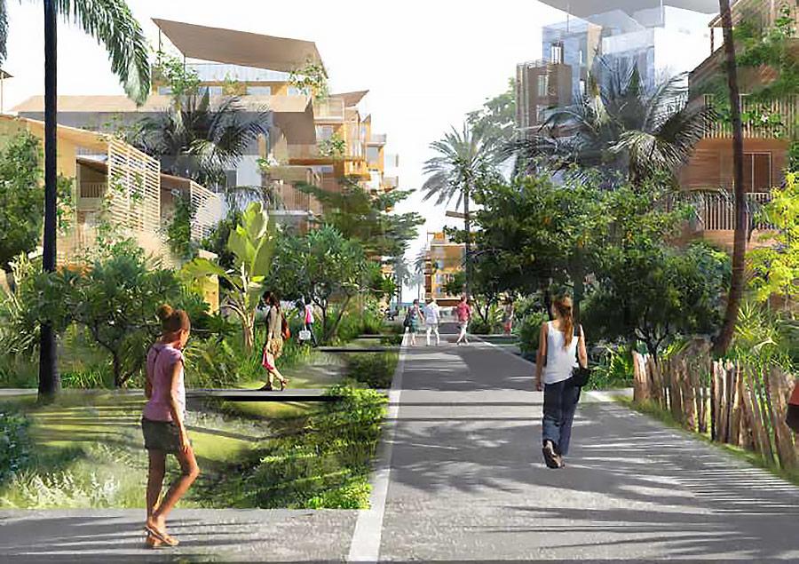 L'écocité insulaire et tropicale, un grand projet réunionnais