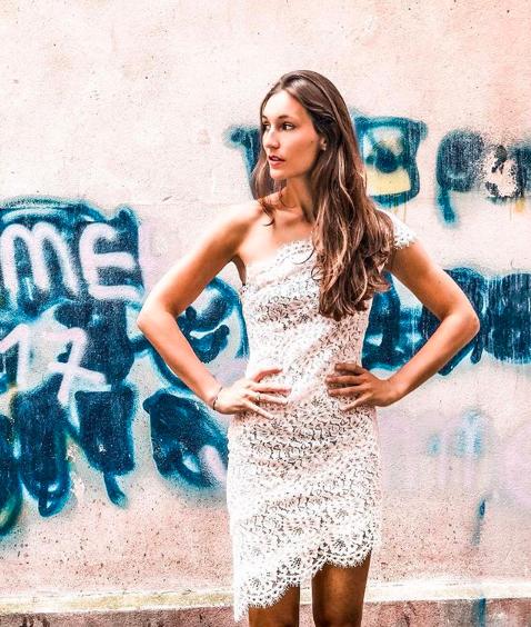 Une superbe Miss Paris 2018