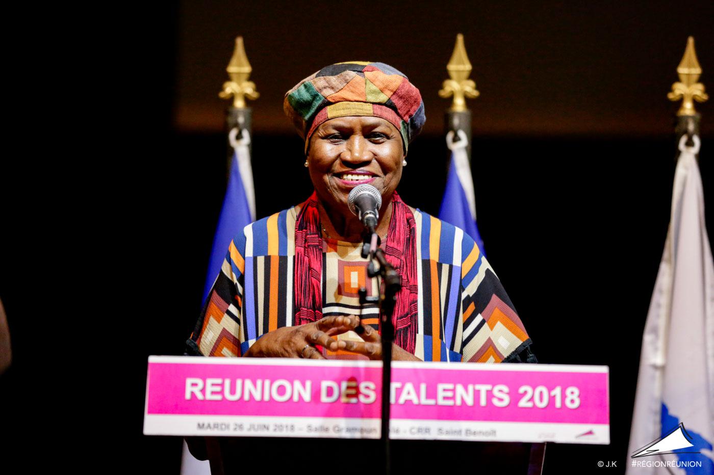 La Réunion des talents 2018